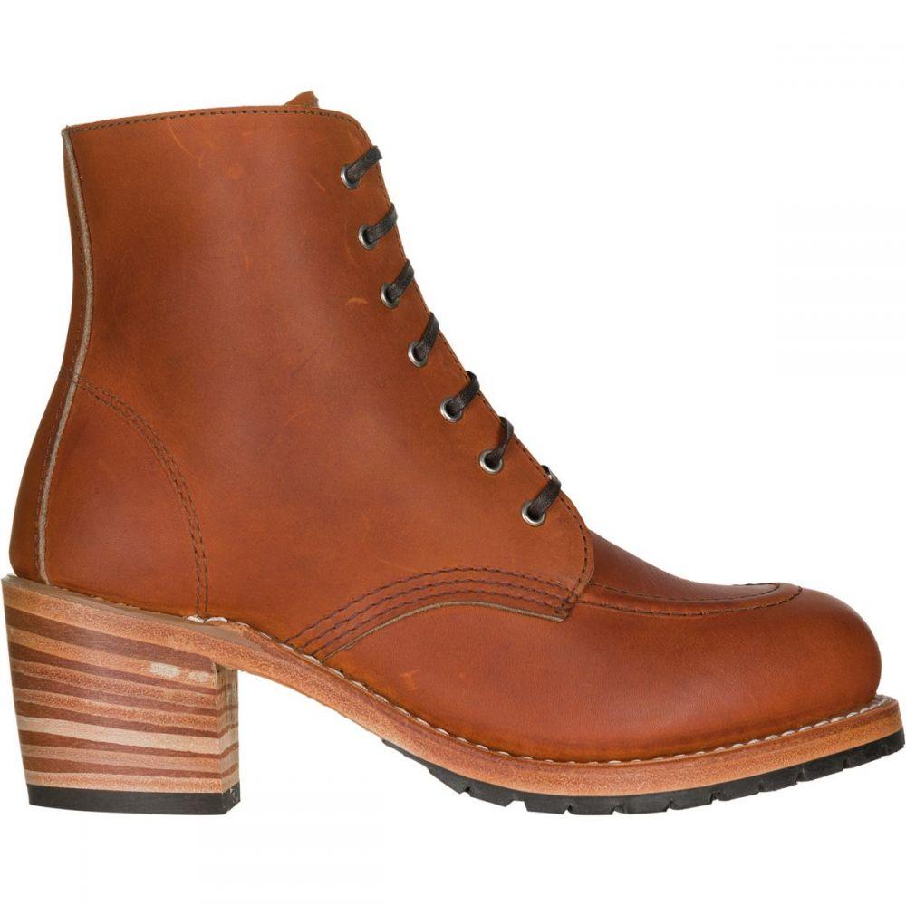 レッドウィング Red Wing Heritage レディース ブーツ シューズ・靴【Clara Boot】Oro Legacy Leather
