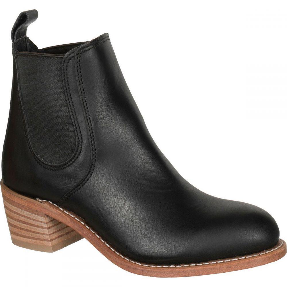 レッドウィング Red Wing Heritage レディース ブーツ シューズ・靴 Harriet Boot Black Bo3jqc4ALR5