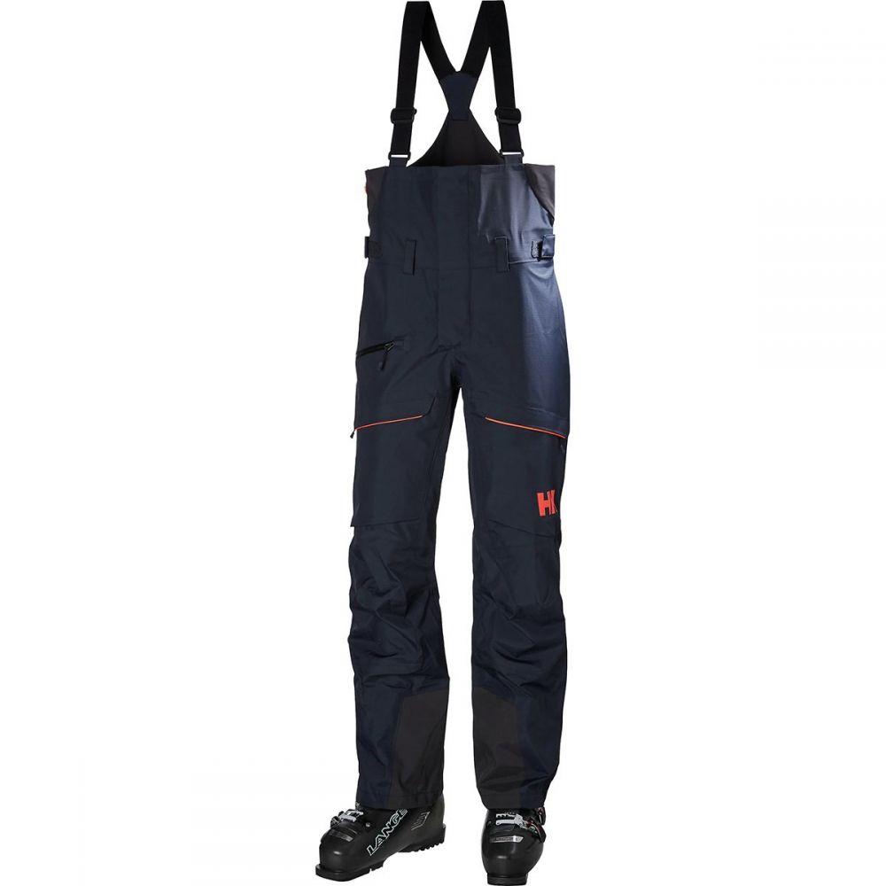 ヘリーハンセン Helly Hansen レディース スキー・スノーボード ビブパンツ ボトムス・パンツ【Kvitegga Bib Shell Pant】Navy