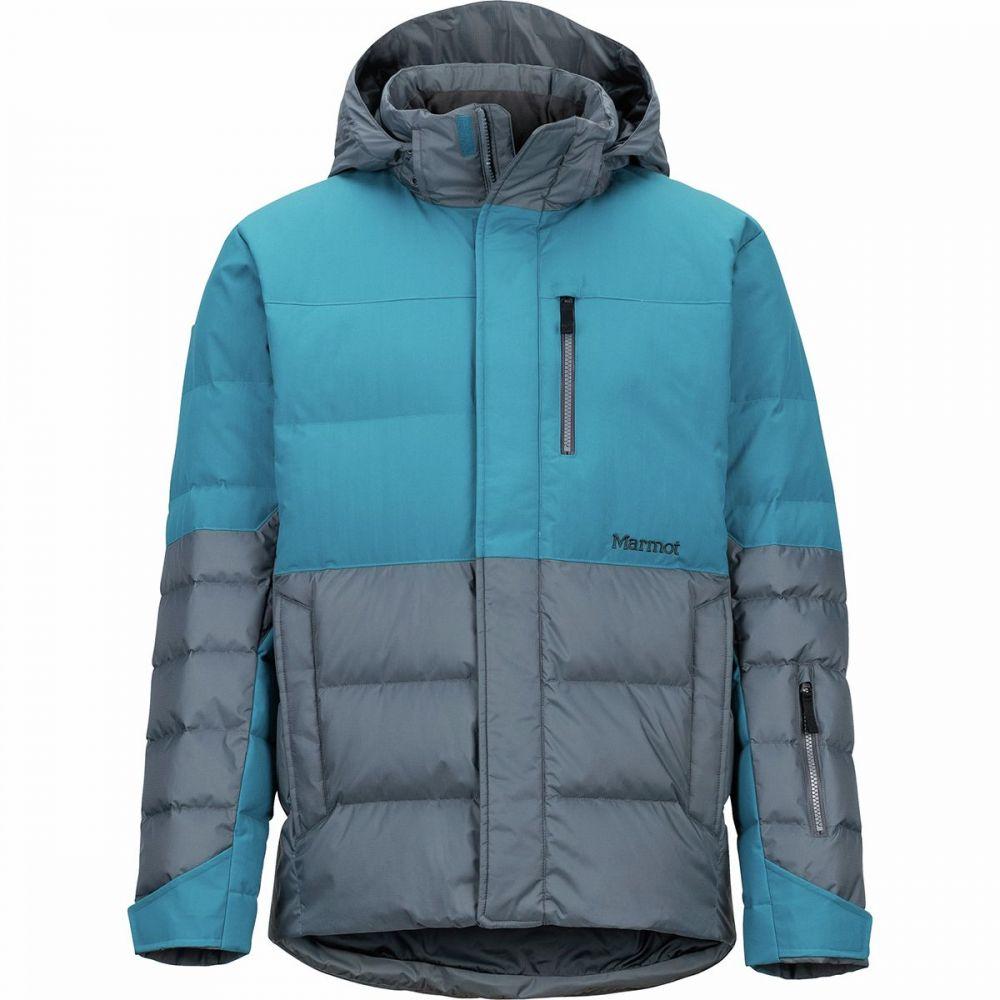 マーモット Marmot メンズ スキー・スノーボード ジャケット アウター【Shadow Jacket】Steel Onyx/Moroccan Blue