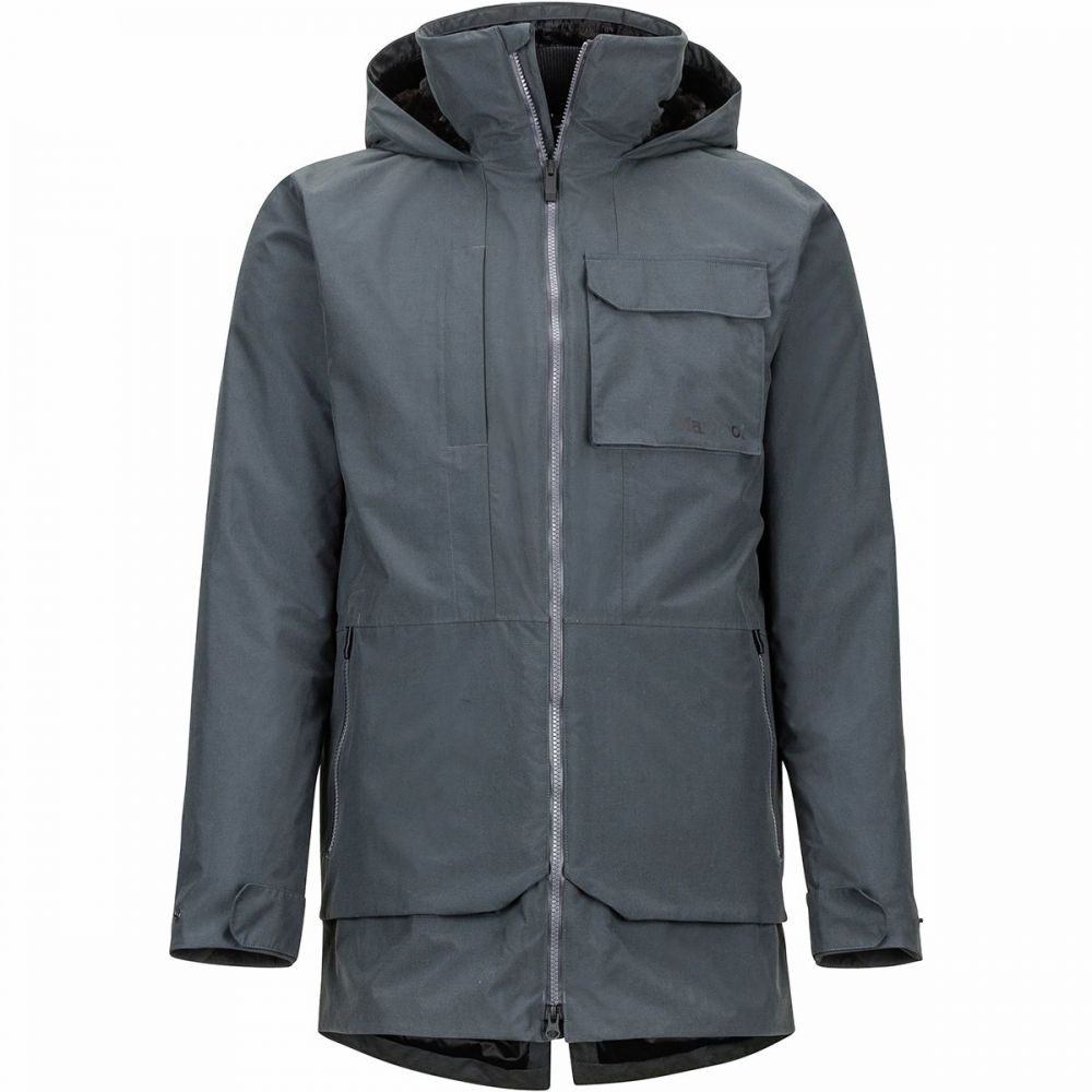 マーモット Marmot メンズ ジャケット アウター【Drake Passage Featherless Component Jacket】Dark Steel