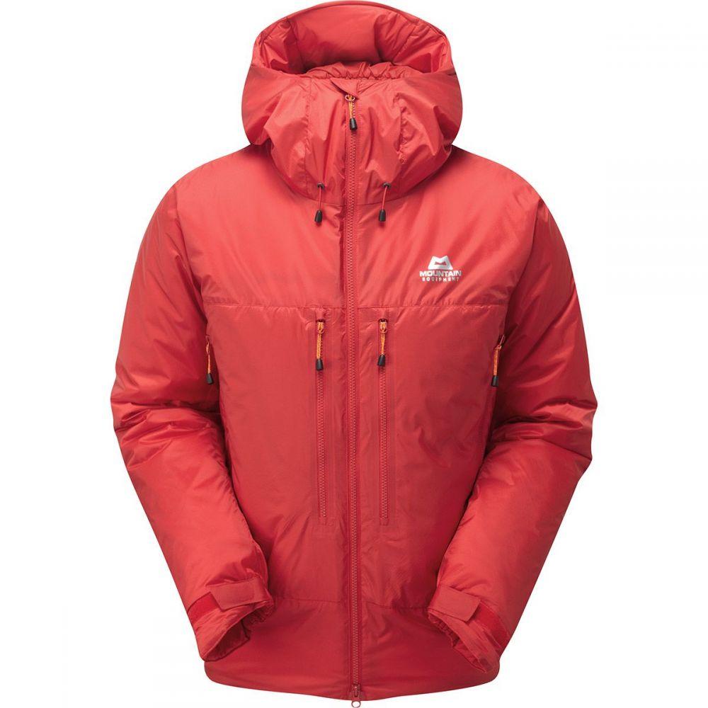 マウンテンイクイップメント Mountain Equipment メンズ ジャケット アウター【Citadel Insulated Jacket】Barbados Red