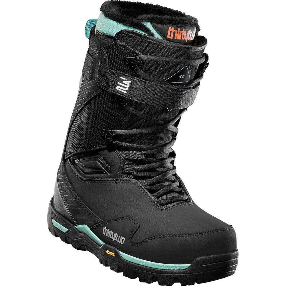 サーティーツー ThirtyTwo レディース スキー・スノーボード ブーツ シューズ・靴【TM - 2 XLT Snowboard Boot】Black/Mint