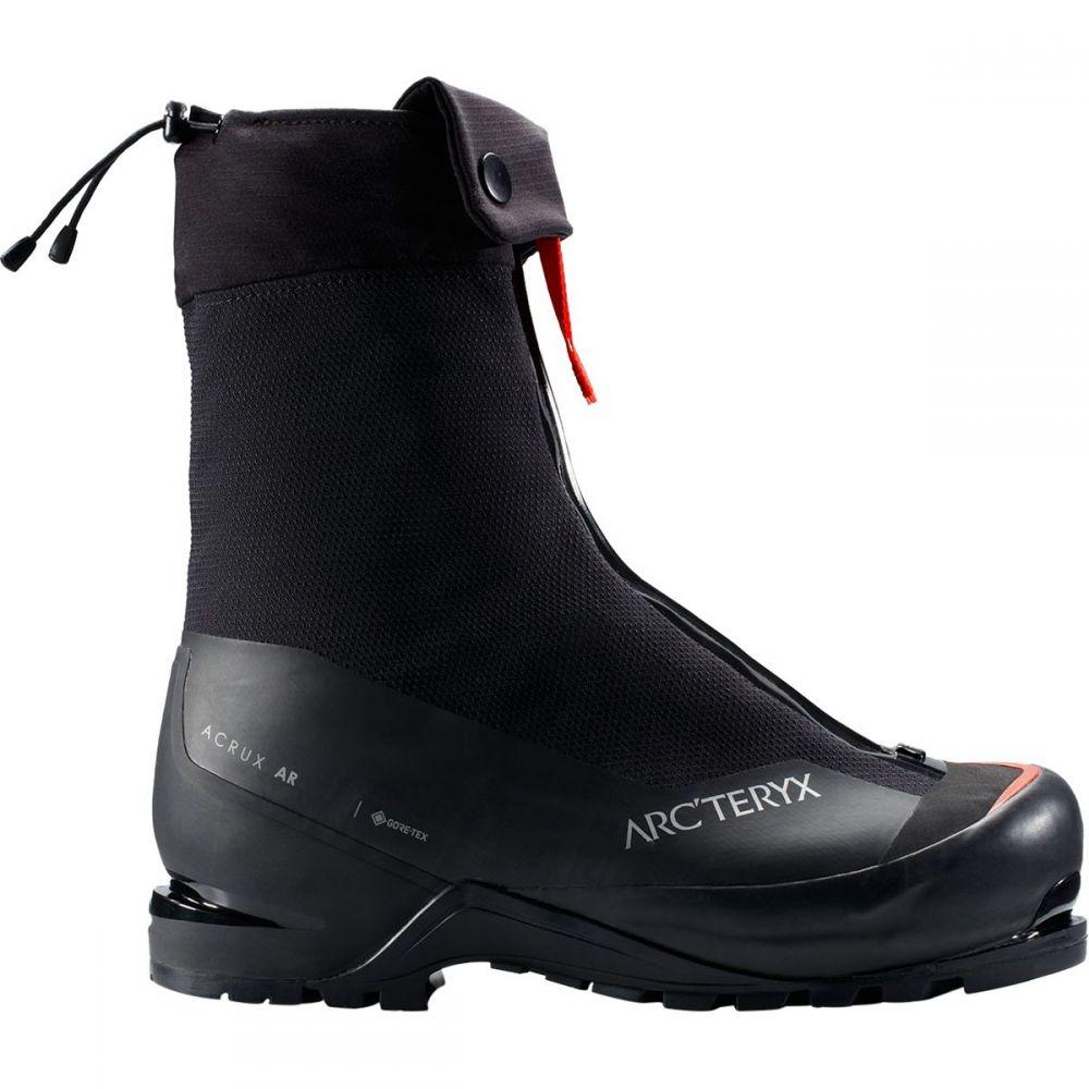 アークテリクス Arc'teryx メンズ ハイキング・登山 登山靴 シューズ・靴【Acrux AR GTX Mountaineering Boot】Black/Black