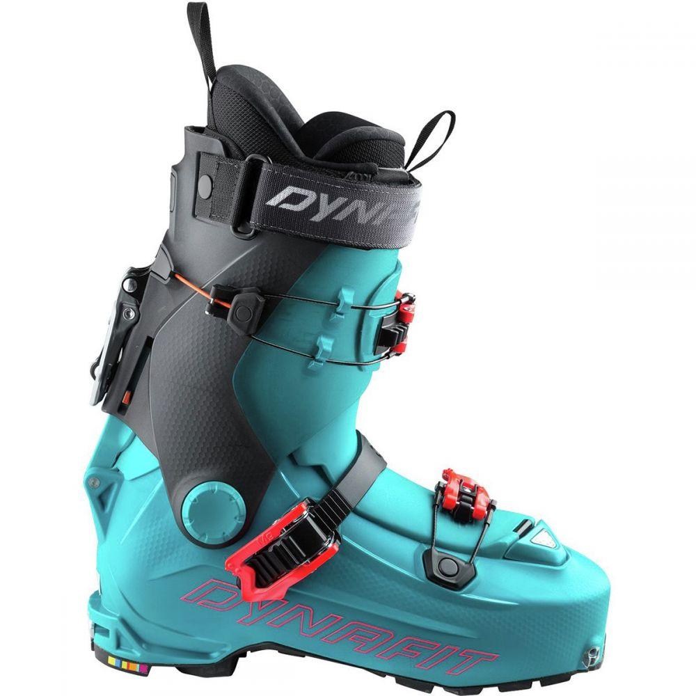 ダイナフィット Dynafit レディース スキー・スノーボード ブーツ シューズ・靴【Hoji PX Ski Boot】Malta/Hibiscus