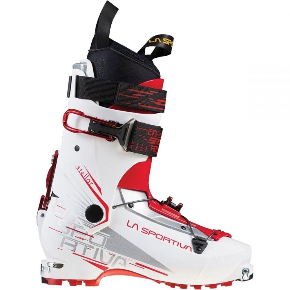 ラスポルティバ La Sportiva レディース スキー・スノーボード ブーツ シューズ・靴【Stellar Alpine Touring Boot】White/Garnet