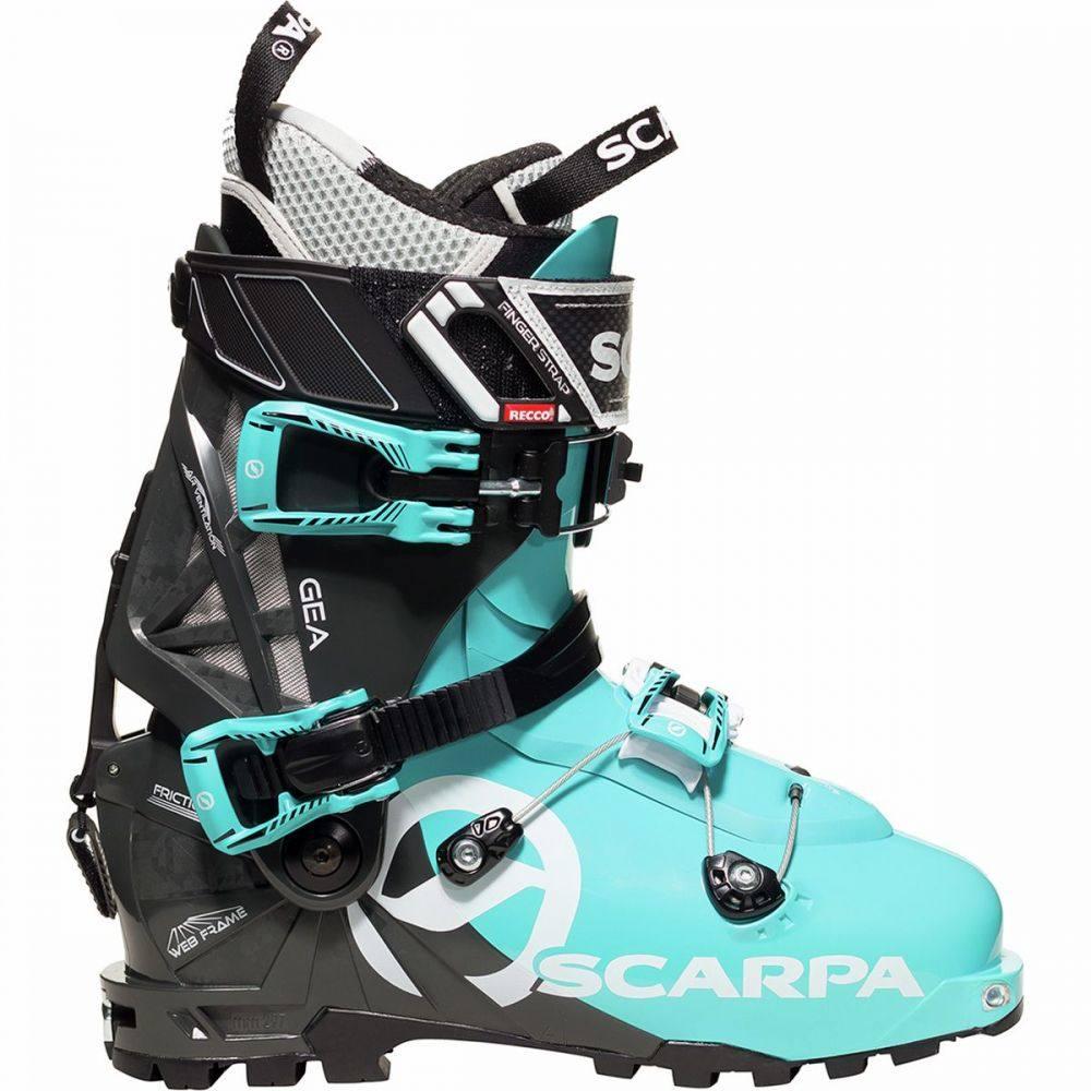 スカルパ Scarpa レディース スキー・スノーボード ブーツ シューズ・靴【Gea Alpine Touring Boot】Scuba Blue/Anthracite