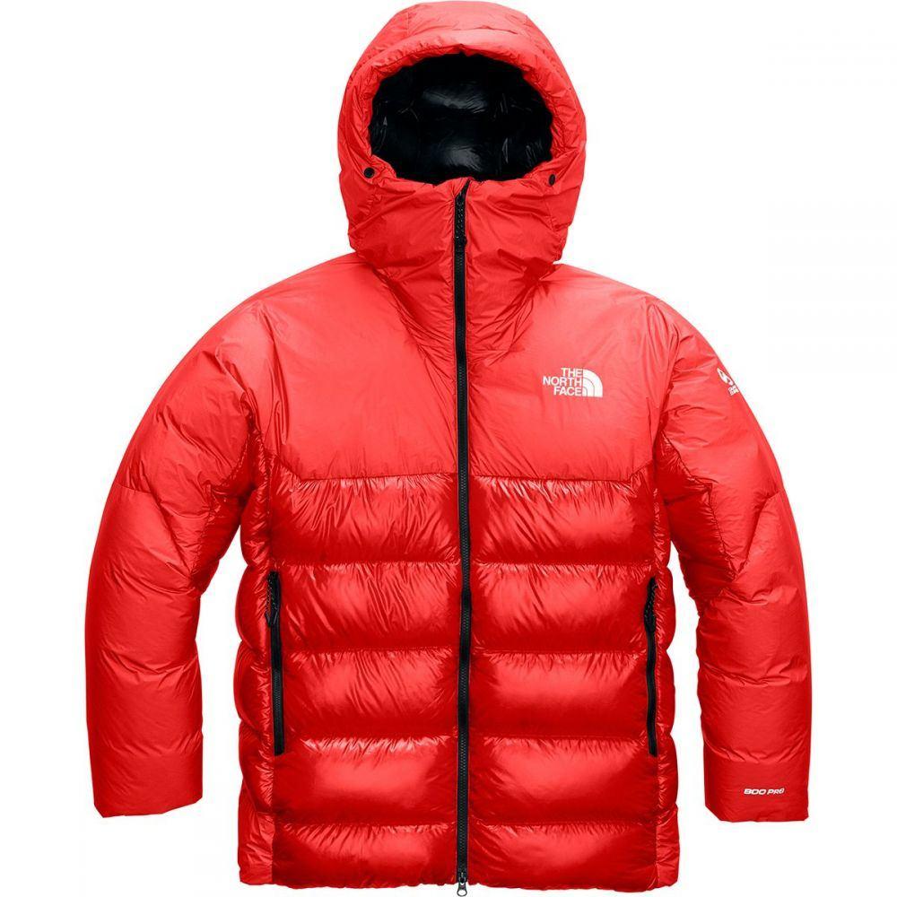 ザ ノースフェイス The North Face メンズ ダウン・中綿ジャケット アウター【Summit L6 Down Belay Parka】Fiery Red/Fiery Red