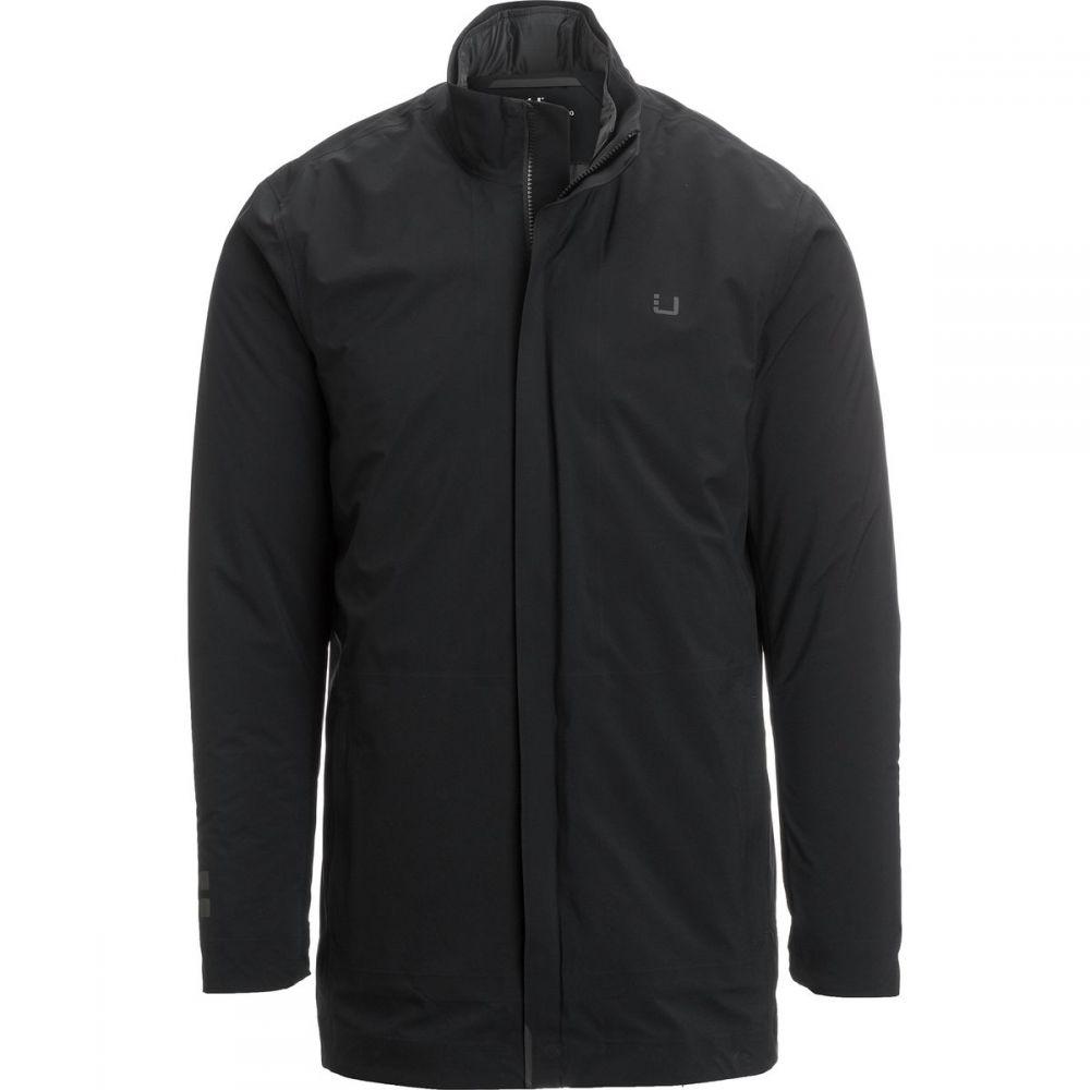 ウーバー UBR メンズ ジャケット アウター【EX - 7 Interactive Jacket】Black