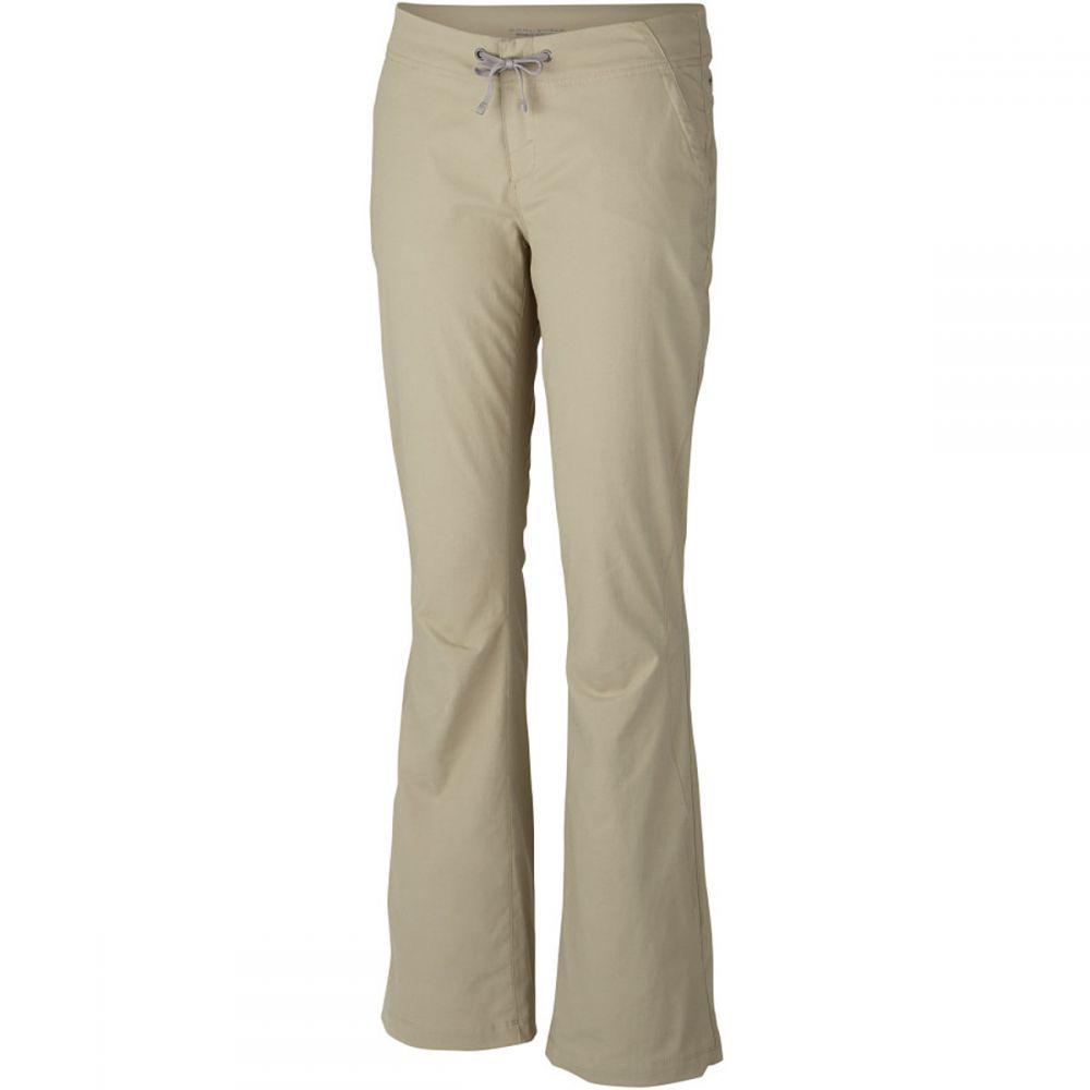 コロンビア レディース ハイキング 登山 マーケティング ストア ボトムス パンツ Tusk サイズ交換無料 Boot Outdoor Cut Pant ブーツ Anytime Columbia