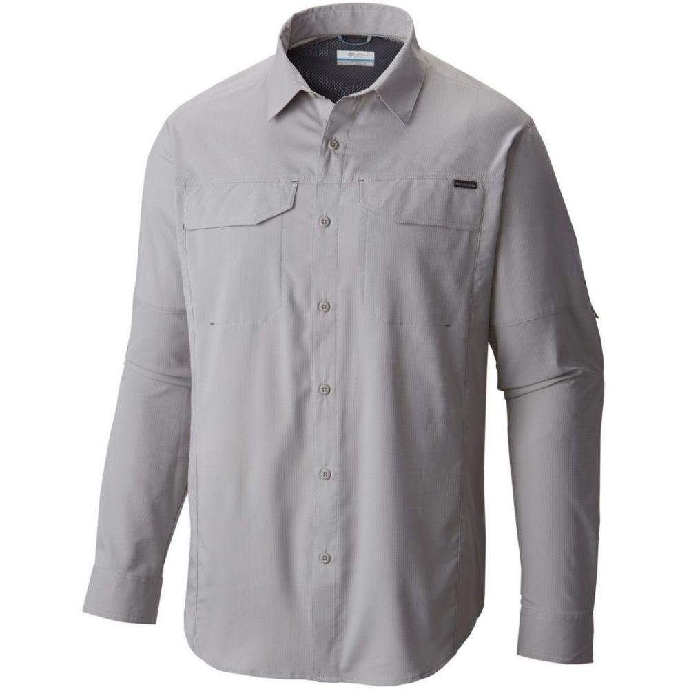 コロンビア Columbia メンズ シャツ トップス【Silver Ridge Lite Long - Sleeve Shirt】Columbia Grey