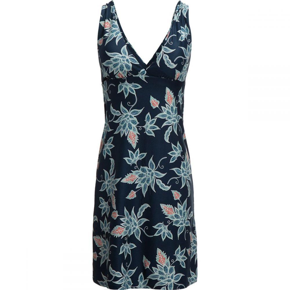 カーヴデザイン Carve Designs レディース ワンピース ワンピース・ドレス【Cayman Dress】Batik Floral