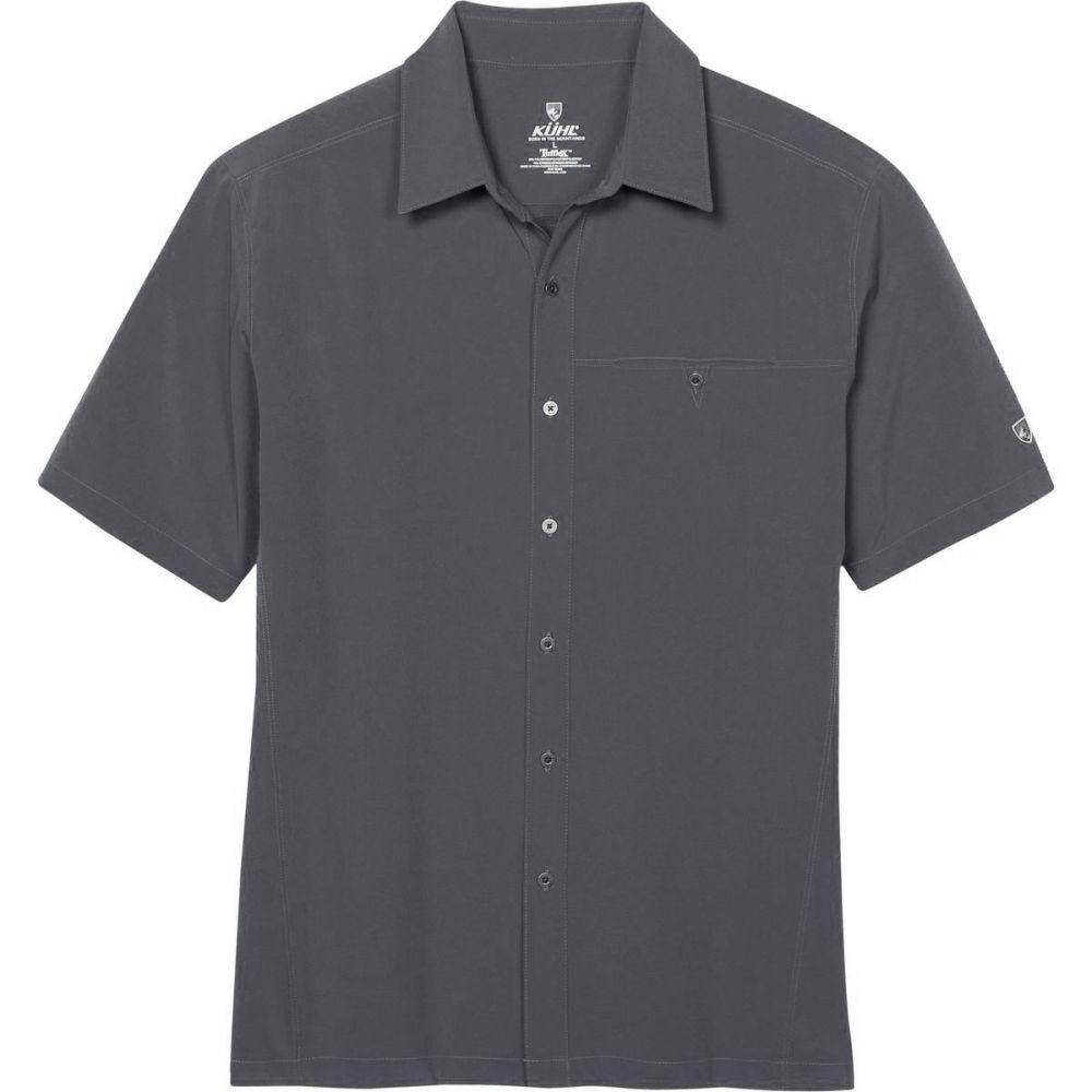 キュール KUHL メンズ 半袖シャツ トップス【Renegade Shirt】Carbon