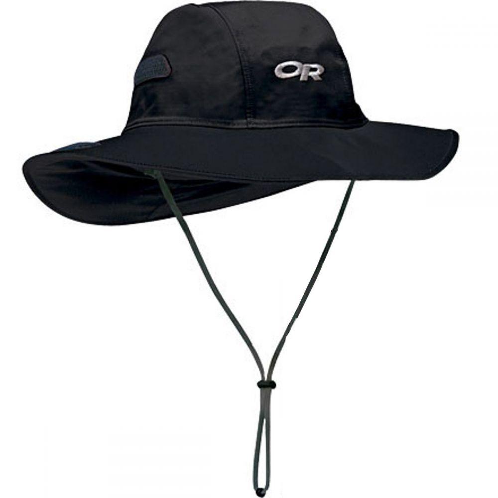 アウトドアリサーチ Outdoor Research レディース ハット ソンブレロ 帽子【Seattle Sombrero】Black