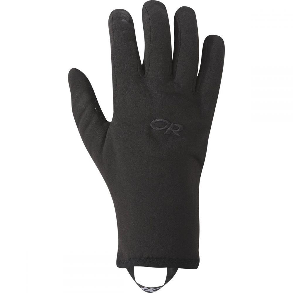 アウトドアリサーチ Outdoor Research レディース 手袋・グローブ 【Waterproof Liner】Black