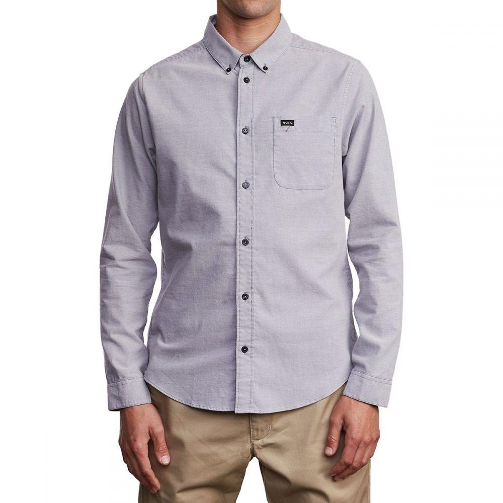 ルーカ RVCA メンズ シャツ トップス【That'll Do Stretch Long - Sleeve Shirt】Pavement