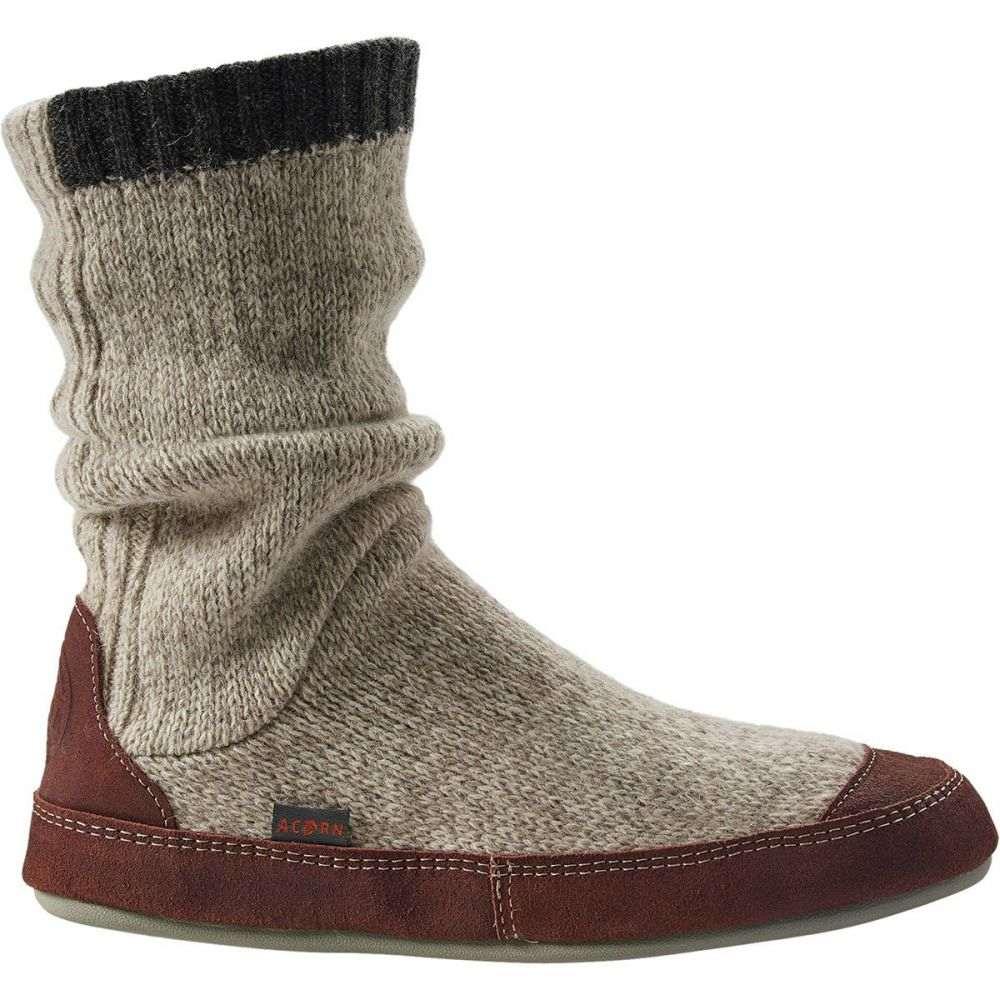 エーコーン Acorn メンズ ブーツ シューズ・靴【Slouch Boot】Grey Ragg Wool