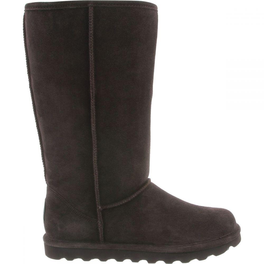 ベアパウ Bearpaw レディース ブーツ シューズ・靴【Elle Tall Boot】Chocolate