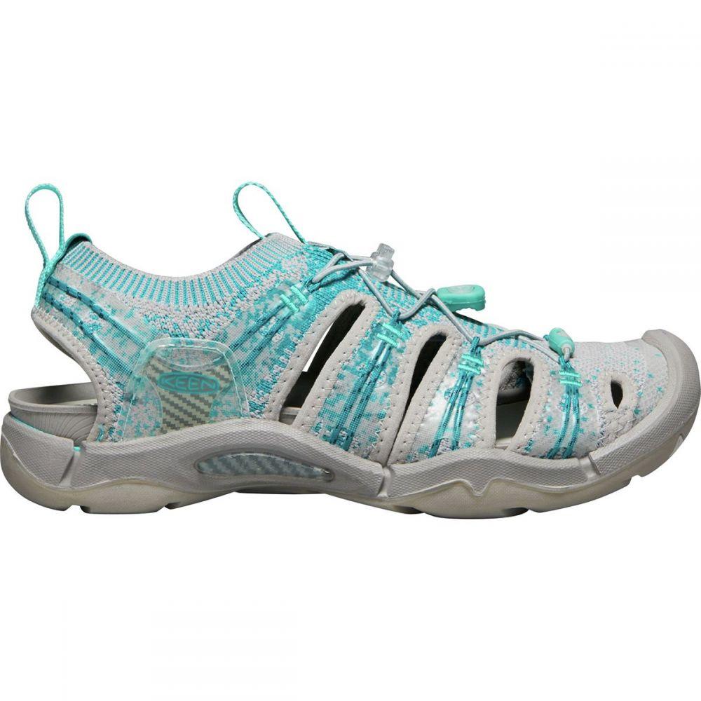 キーン KEEN レディース サンダル・ミュール シューズ・靴【Evofit One Sandal】Paloma/Lake Blue
