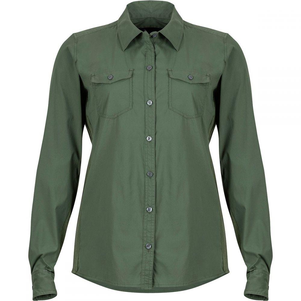 マーモット Marmot レディース 釣り・フィッシング トップス【Annika Long - Sleeve Shirt】Crocodile