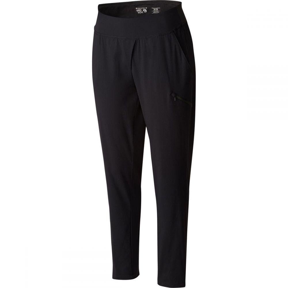 マウンテンハードウェア Mountain Hardwear レディース クロップド ボトムス・パンツ【Dynama Ankle Pant】Black