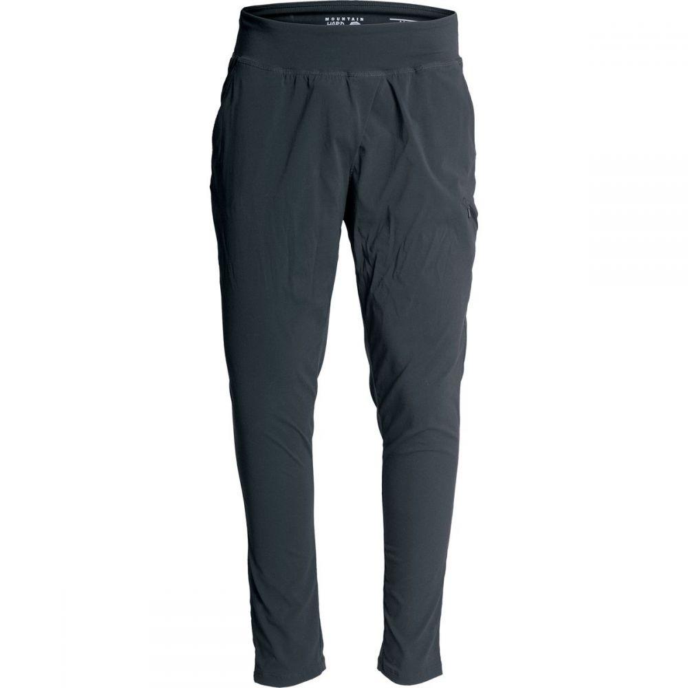 マウンテンハードウェア Mountain Hardwear レディース クロップド ボトムス・パンツ【Dynama Ankle Pant】Graphite