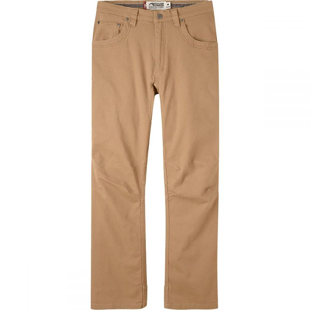 マウンテンカーキス Mountain Khakis メンズ ボトムス・パンツ 【Camber 106 Classic Pant】Yellowstone