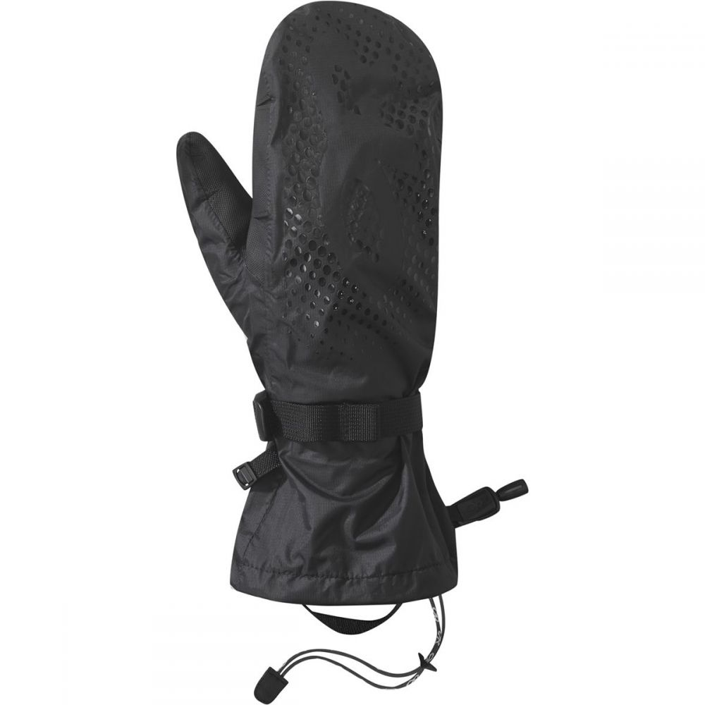 アウトドアリサーチ Outdoor Research メンズ 手袋・グローブ ミトン【Revel Shell Mitten】Black