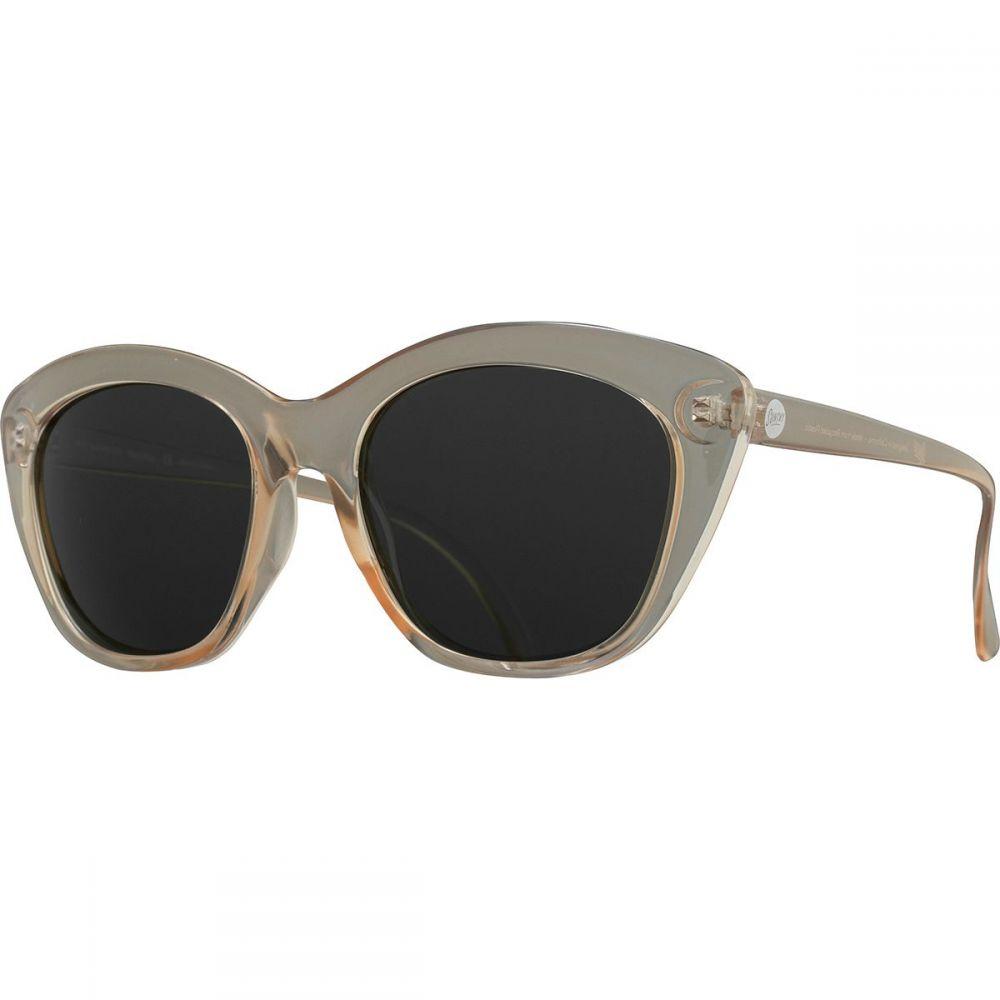 サンスキ Sunski レディース スポーツサングラス 【Mattinas Polarized Sunglasses】Champagne Forest