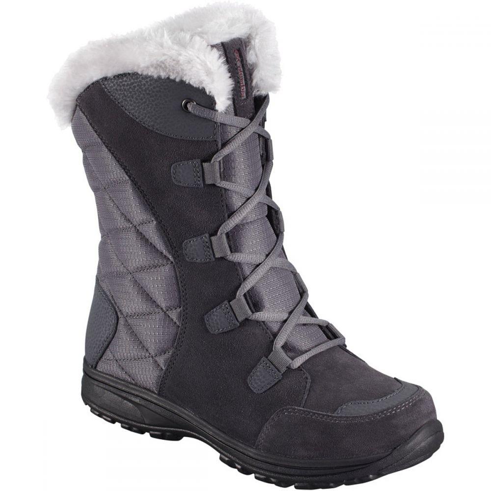 コロンビア Columbia レディース ブーツ シューズ・靴【Ice Maiden II Lace Boot】Shale/Dark Raspberry