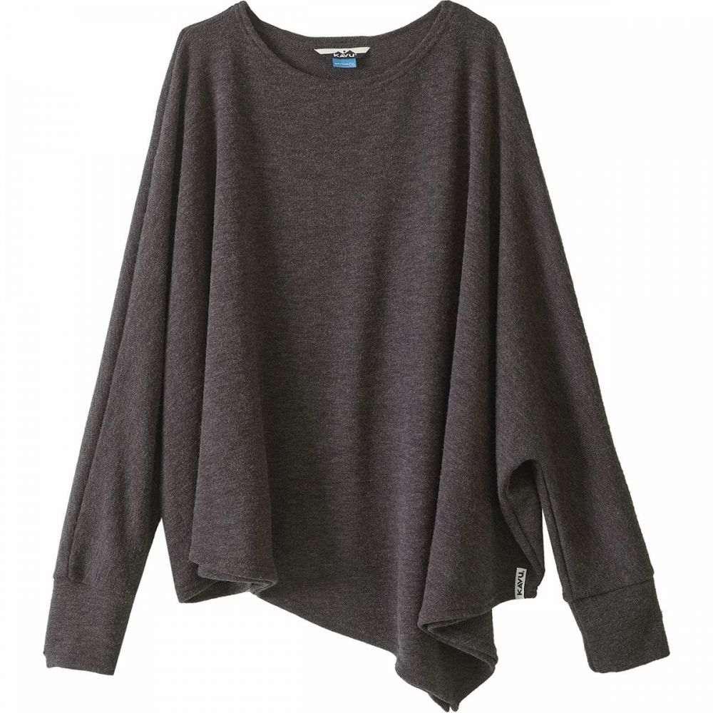 カブー KAVU レディース ニット・セーター トップス【Wilhelmina Sweater】Charcoal