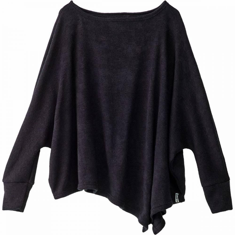 カブー KAVU レディース ニット・セーター トップス【Wilhelmina Sweater】Jet Black