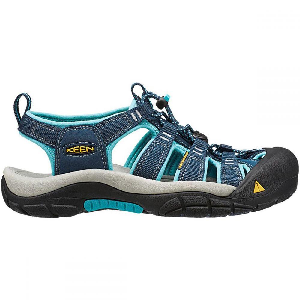 キーン KEEN レディース サンダル・ミュール シューズ・靴【Newport H2 Sandal】Poseidon/Capri