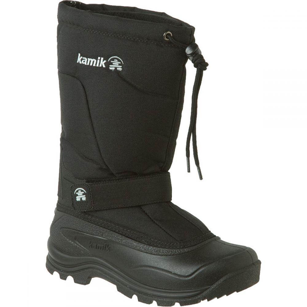 カミック Kamik レディース ブーツ シューズ・靴【Greenbay 4 Boot】Black