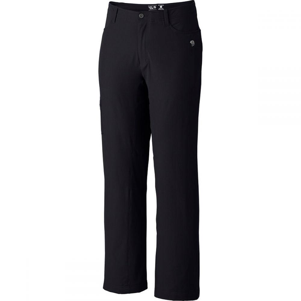 マウンテンハードウェア Mountain Hardwear メンズ ボトムス・パンツ ソフトシェル【Yumalino Softshell Pant】Black