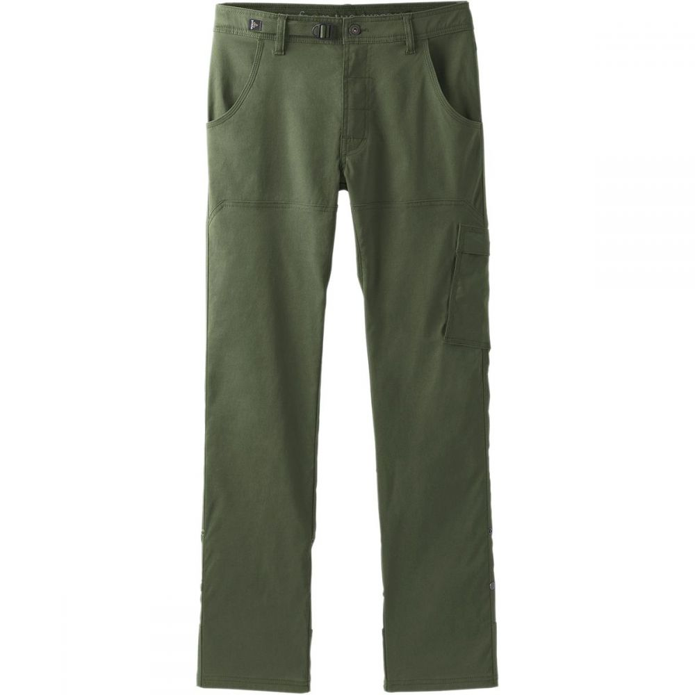 プラーナ Prana メンズ ハイキング・登山 ストレートパンツ ボトムス・パンツ【Stretch Zion Straight Pant】Nori Green