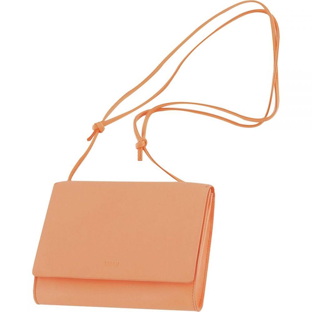 バグゥ BAGGU レディース バッグ 【Compact Purse】Orange Sherbet