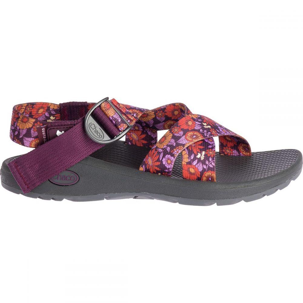チャコ Chaco レディース サンダル・ミュール シューズ・靴【Woodstock Mega Z/Cloud Sandal】Blossom Wine