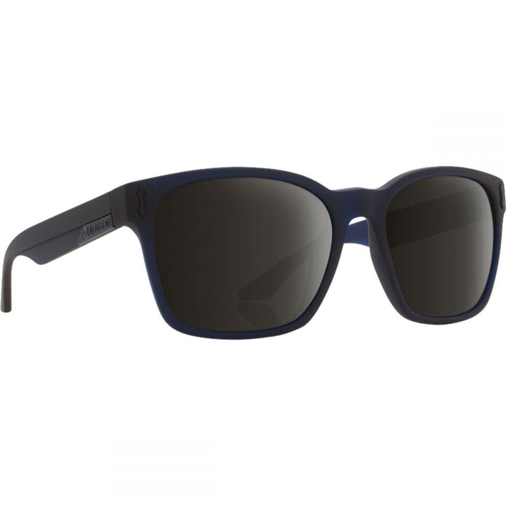 ドラゴン Dragon メンズ メガネ・サングラス 【Liege Sunglasses】Matte Navy/Grey