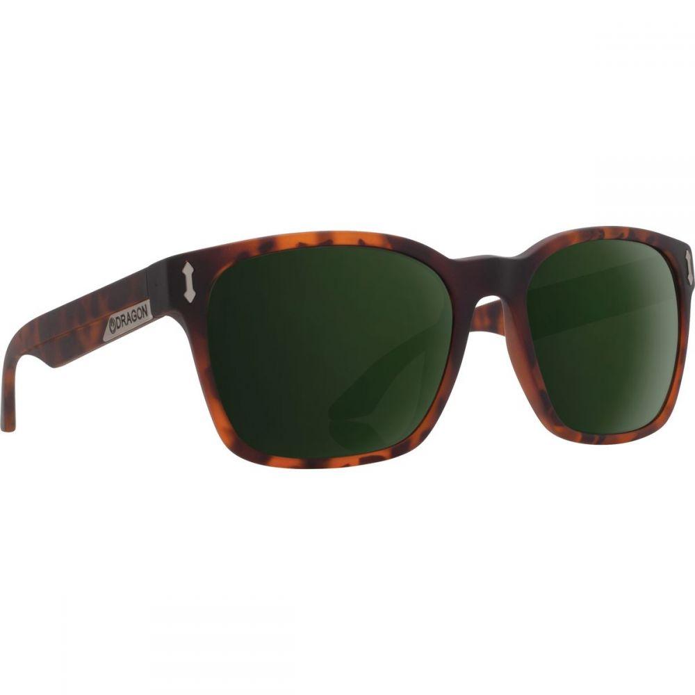 ドラゴン Dragon メンズ メガネ・サングラス 【Liege Sunglasses】Matte Tort/Green G15
