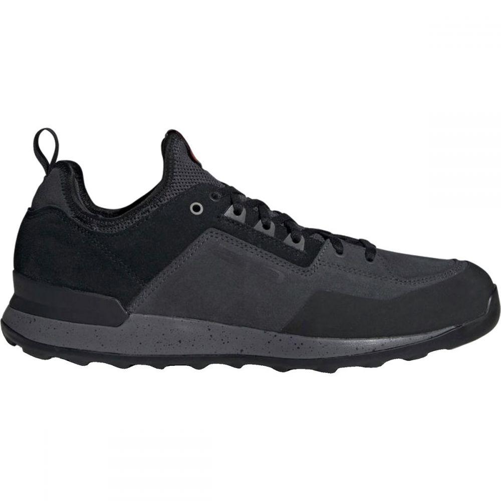 ファイブテン Five Ten メンズ クライミング シューズ・靴【Fivetennie Approach Shoe】Black/Carbon/Red