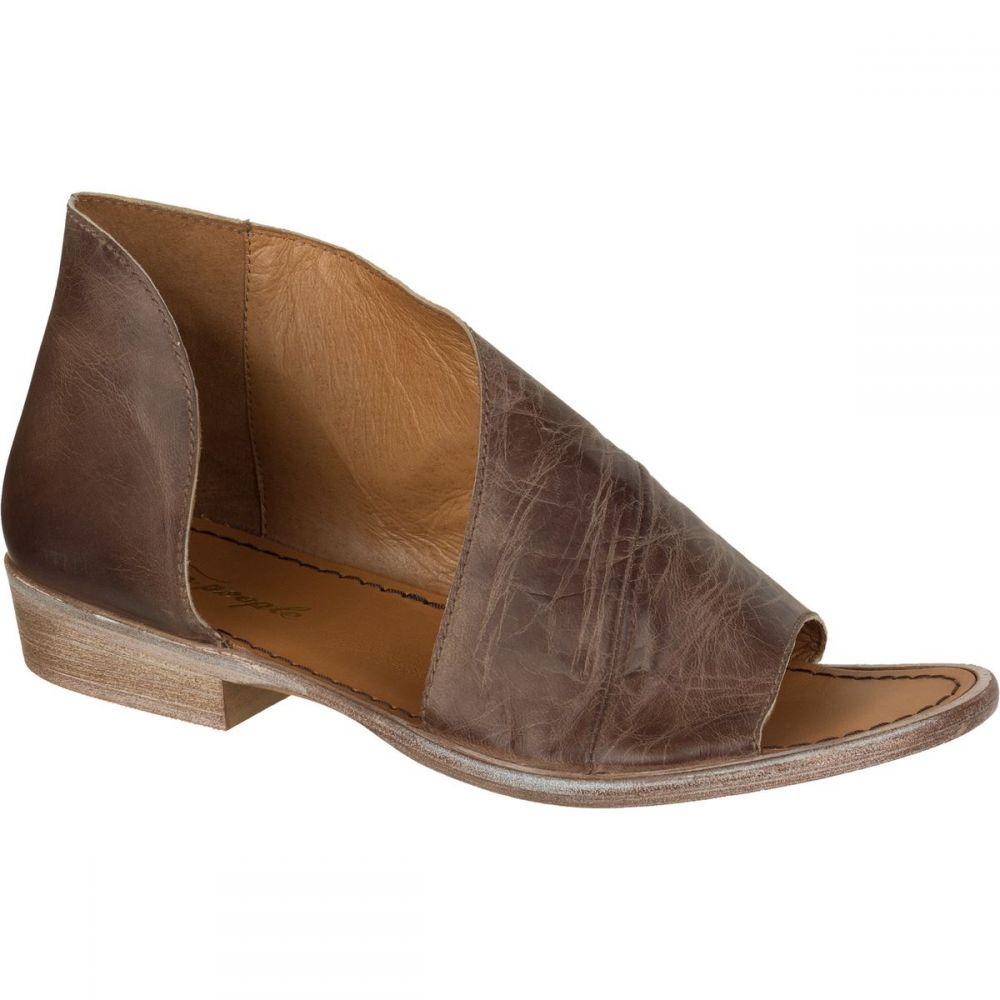 フリーピープル Free People レディース サンダル・ミュール シューズ・靴【Mont Blanc Sandal】Brown