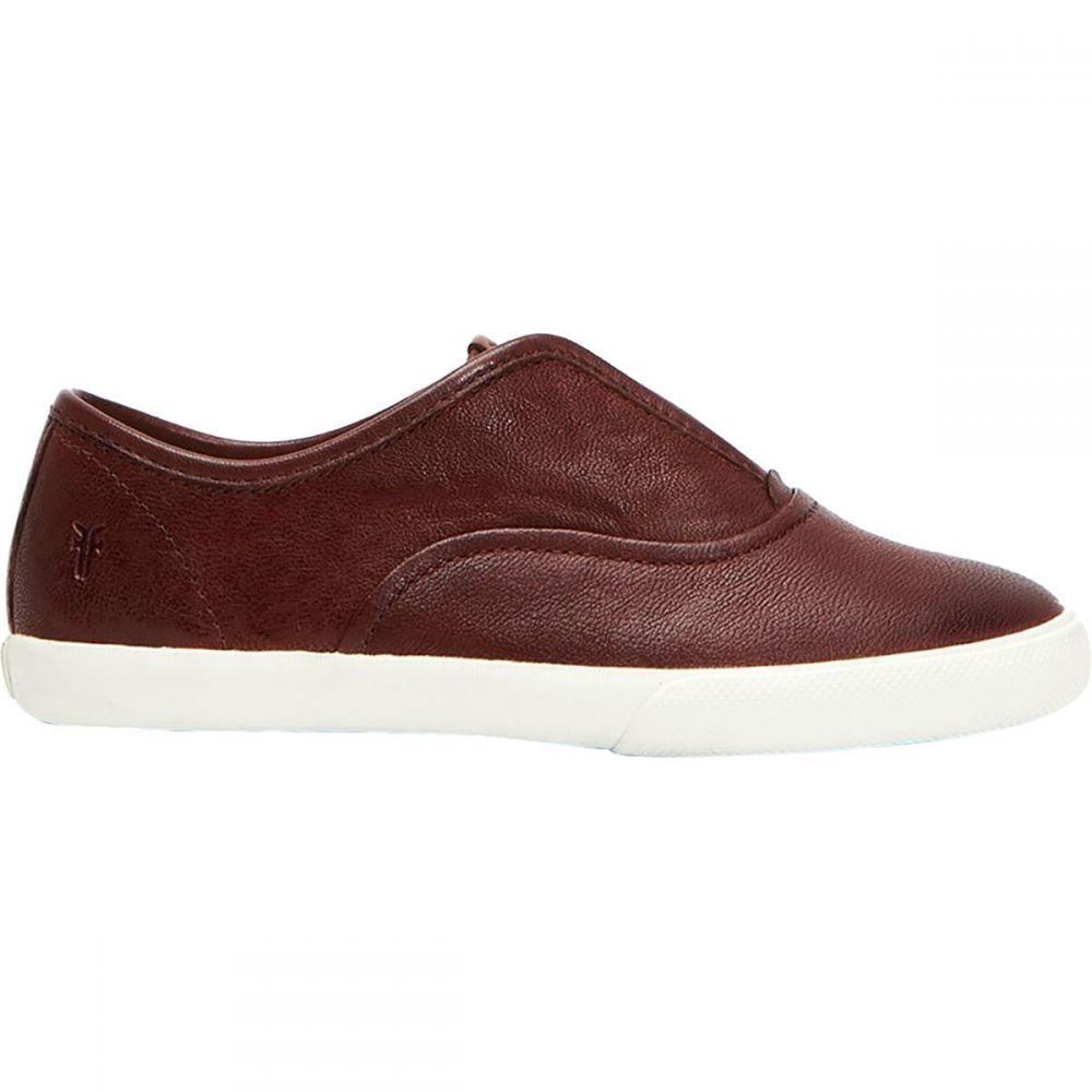 フライ Frye レディース スリッポン・フラット シューズ・靴【Maya CVO Slip - On Shoe】Cognac