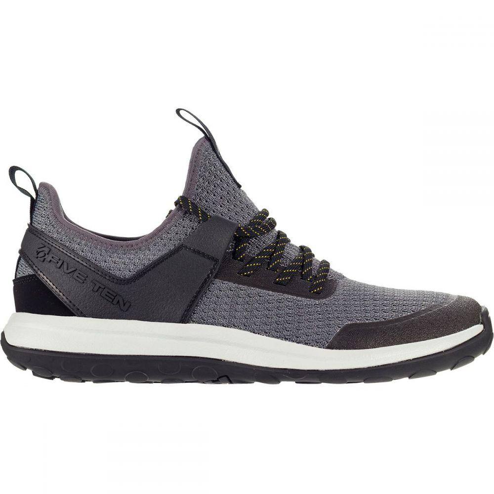 ファイブテン Five Ten メンズ クライミング シューズ・靴【Access Knit Shoe】Grey Six/Black/Red