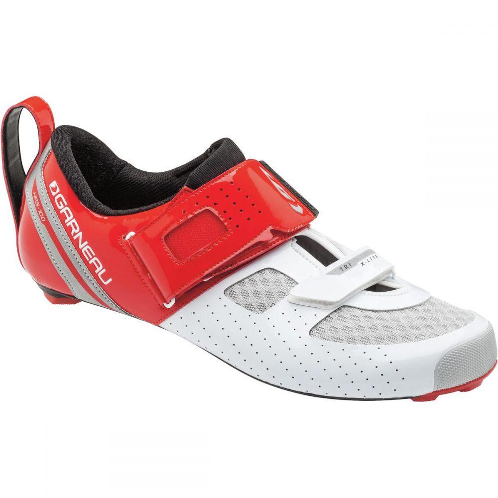 ルイガノ Louis Garneau メンズ トライアスロン シューズ・靴【Tri X - Lite II Tri Cycling Shoe】Ginger/White