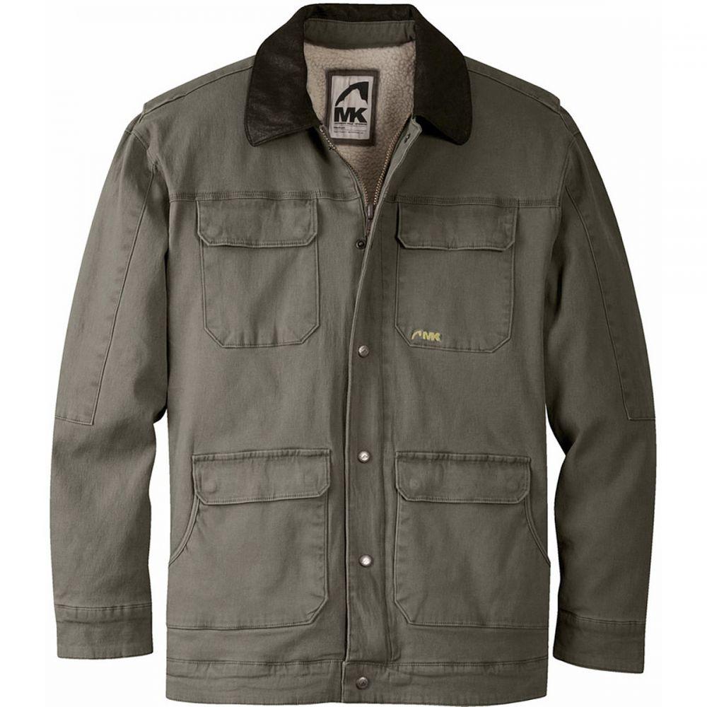 マウンテンカーキス Mountain Khakis メンズ ジャケット シアリング アウター【Ranch Shearling Jacket】Terra