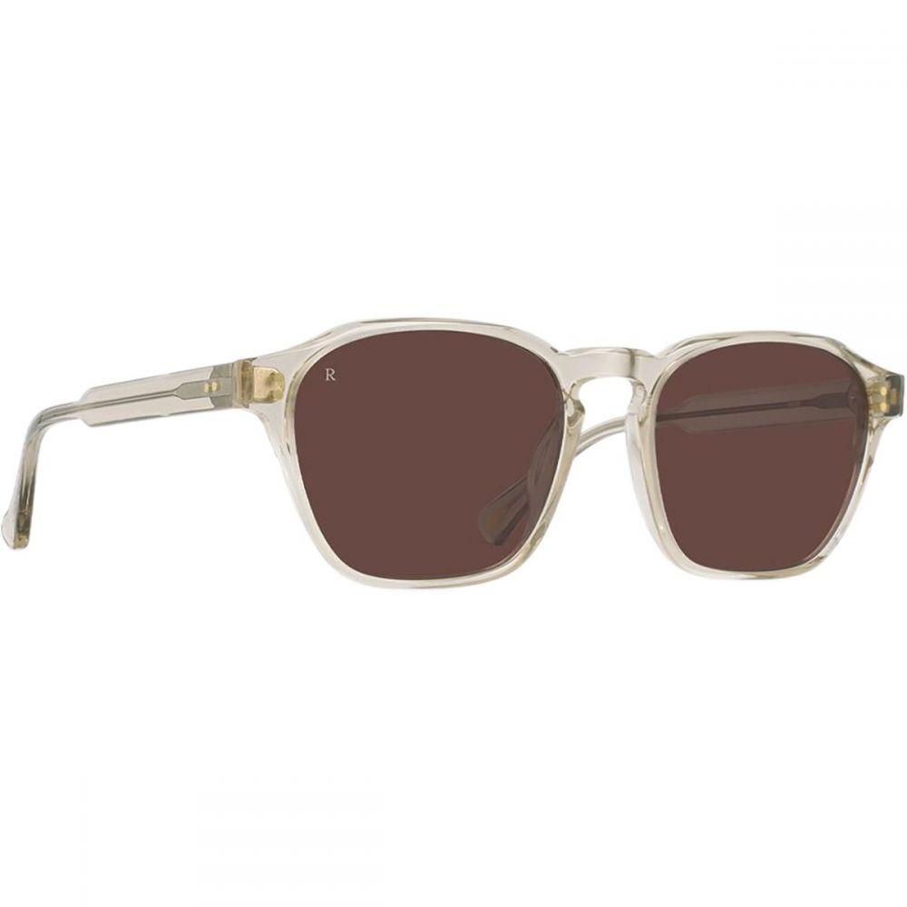 ラエンオプティックス RAEN optics メンズ メガネ・サングラス 【Aren 53 Sunglasses】Haze/Plum Brown