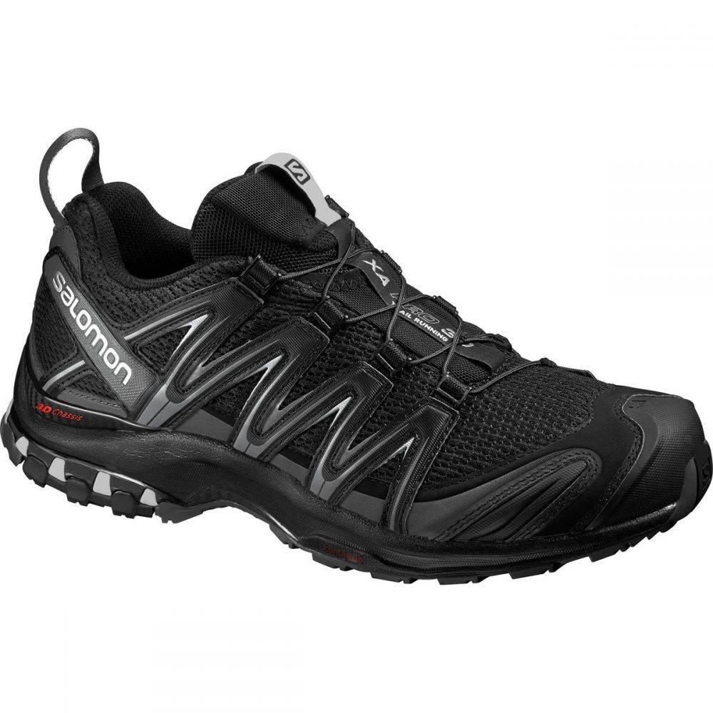 サロモン Salomon メンズ ランニング・ウォーキング シューズ・靴【XA Pro 3D Wide Trail Running Shoe】Black/Magnet/Quiet Shade