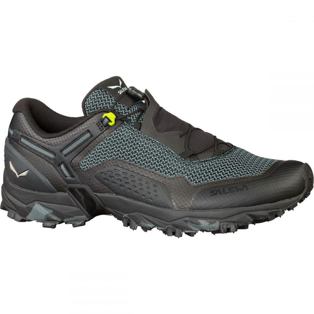 サレワ Salewa メンズ ランニング・ウォーキング シューズ・靴【Ultra Train 2 Trail Running Shoe】Black/Black