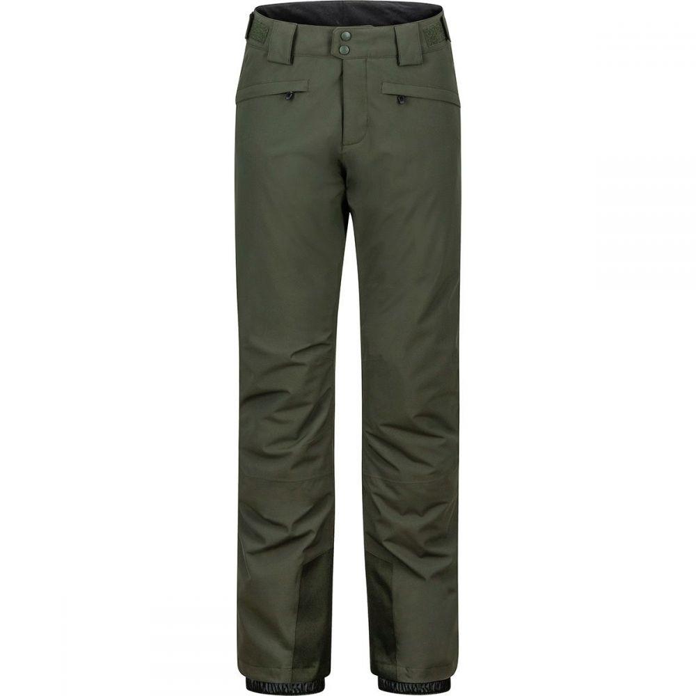 マーモット Marmot メンズ スキー・スノーボード ボトムス・パンツ【Doubletuck Insulated Pant】Rosin Green